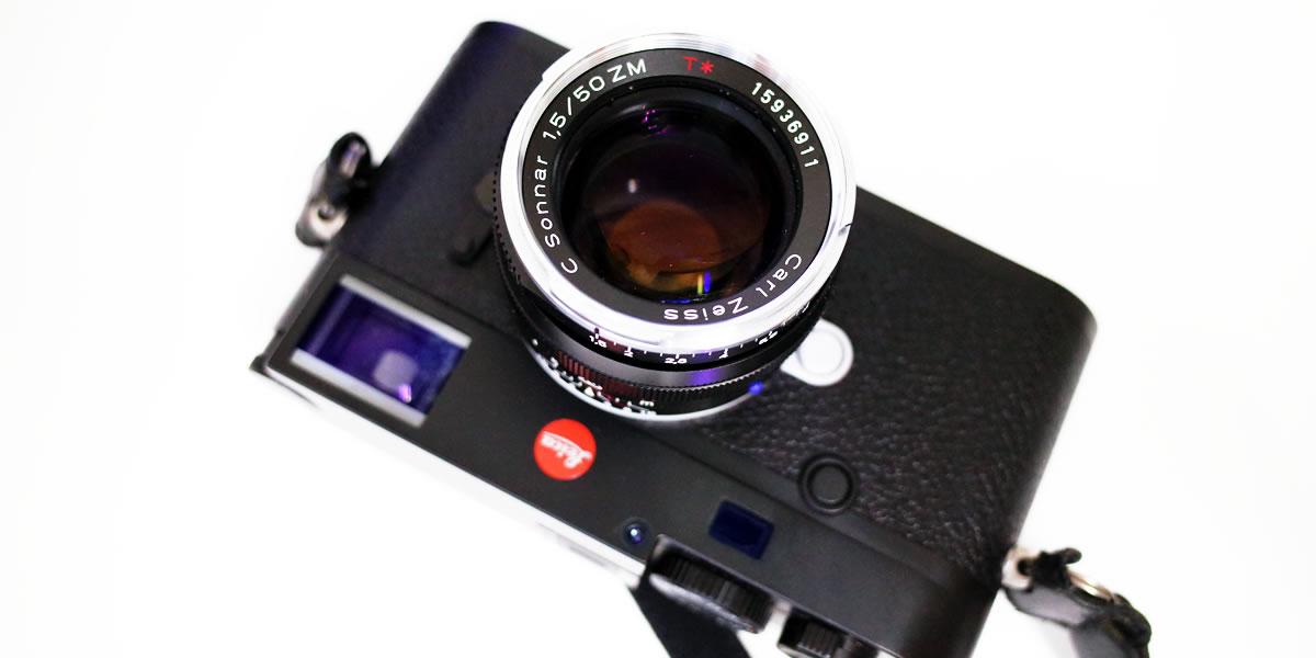ライカの最新アプリ「Leica FOTOs」を使ってみた!