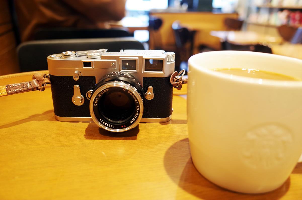 Leica M3はライカの至高にして頂点の美しさ