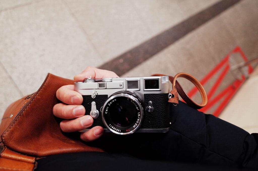 Leica M3に合うレンズがほしい。。。