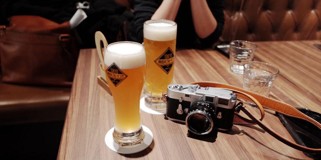 美味しい羊とビールを食べに池袋&東京へ