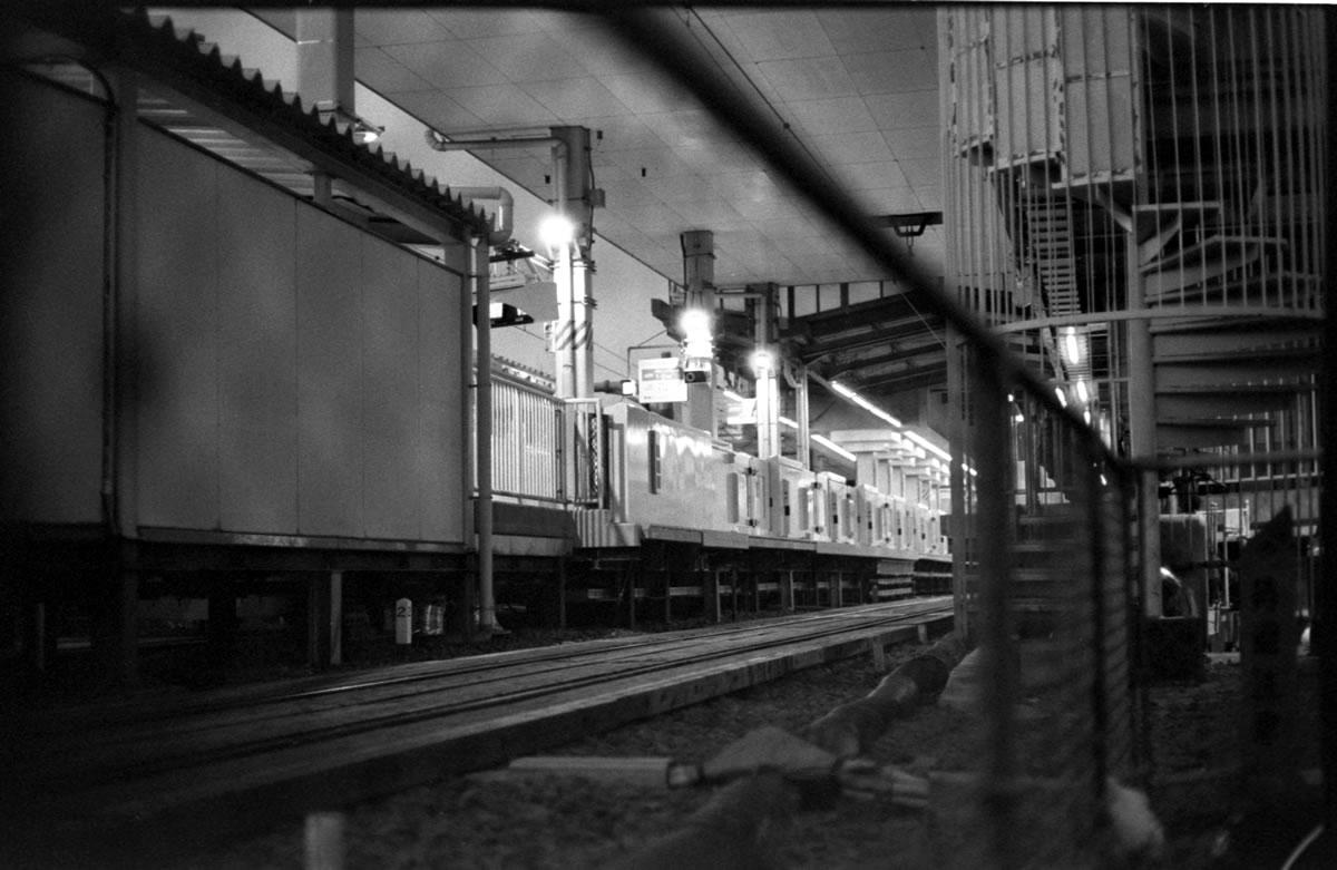 高田馬場は名店ぞろい|Leica M3 + C Sonnar T* 1.5/50 ZM + Fujifilm Neopan 400 Presto