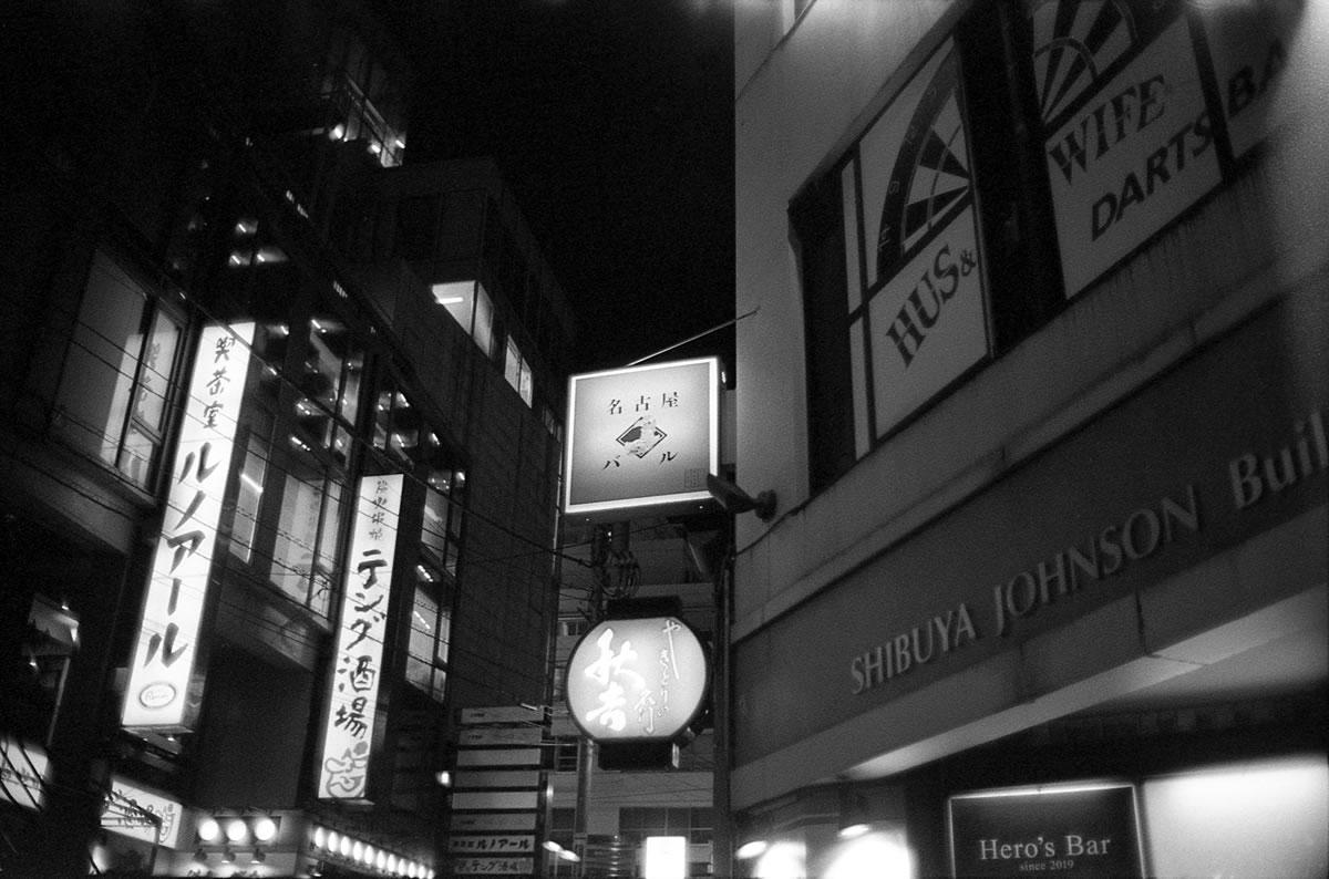 Leica M5と失敗写真⑤|Leica M5 + C Sonnar T* 1.5/50 ZM + Kodak TRI-X 400