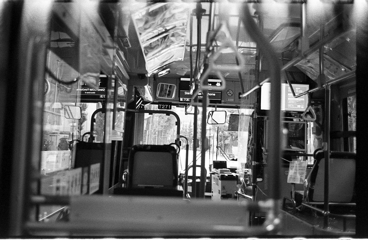 Leica M5と失敗写真⑥|LEICA M5 + SUMMILUX 35mm F1.4 + Kodak TRI-X 400