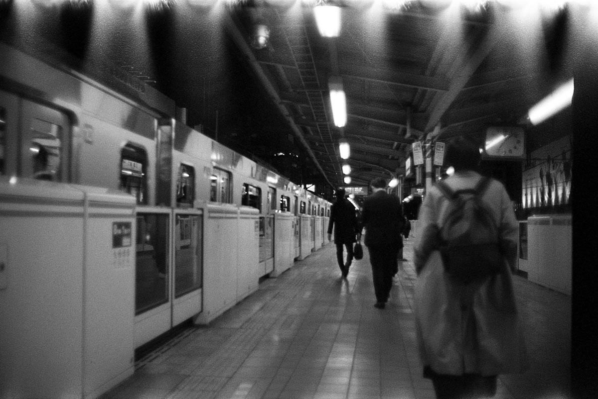 Leica M5と失敗写真⑨|LEICA M5 + SUMMILUX 35mm F1.4 + Kodak TRI-X 400