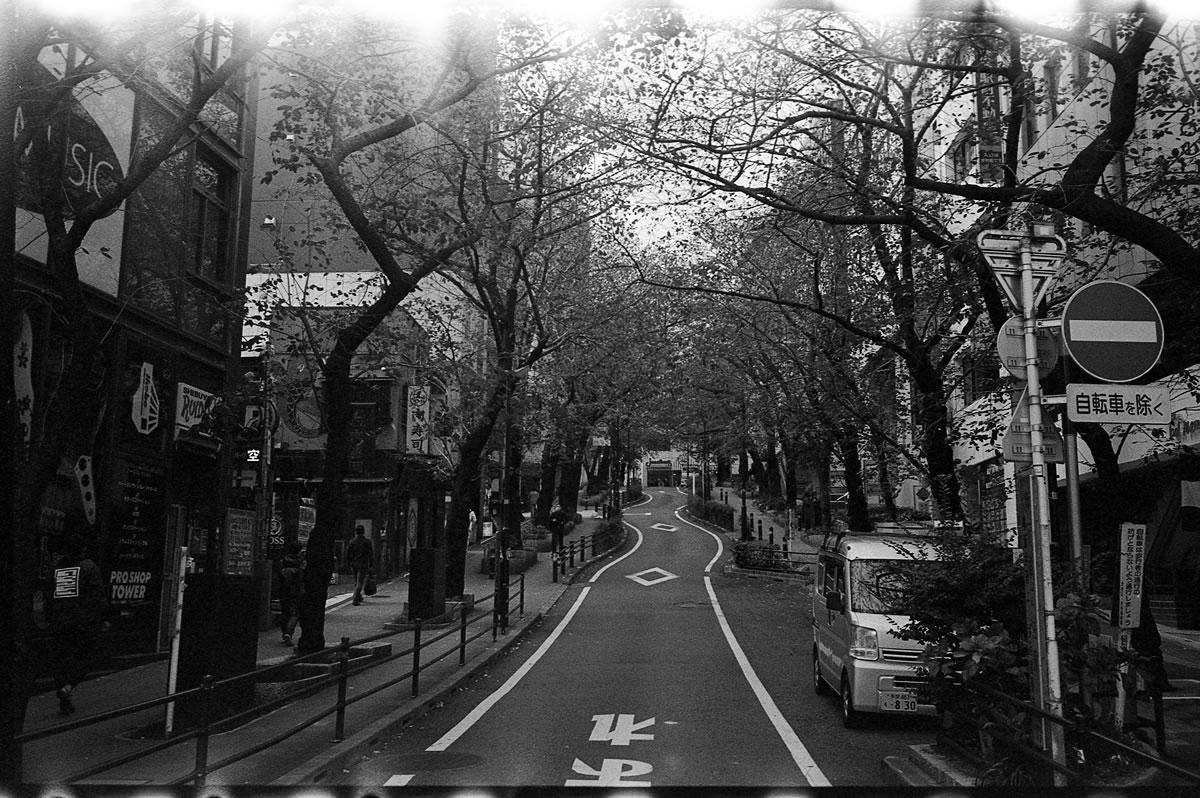 Leica M5と失敗写真⑪|Leica M5 + C Sonnar T* 1.5/50 ZM + Kodak TRI-X 400