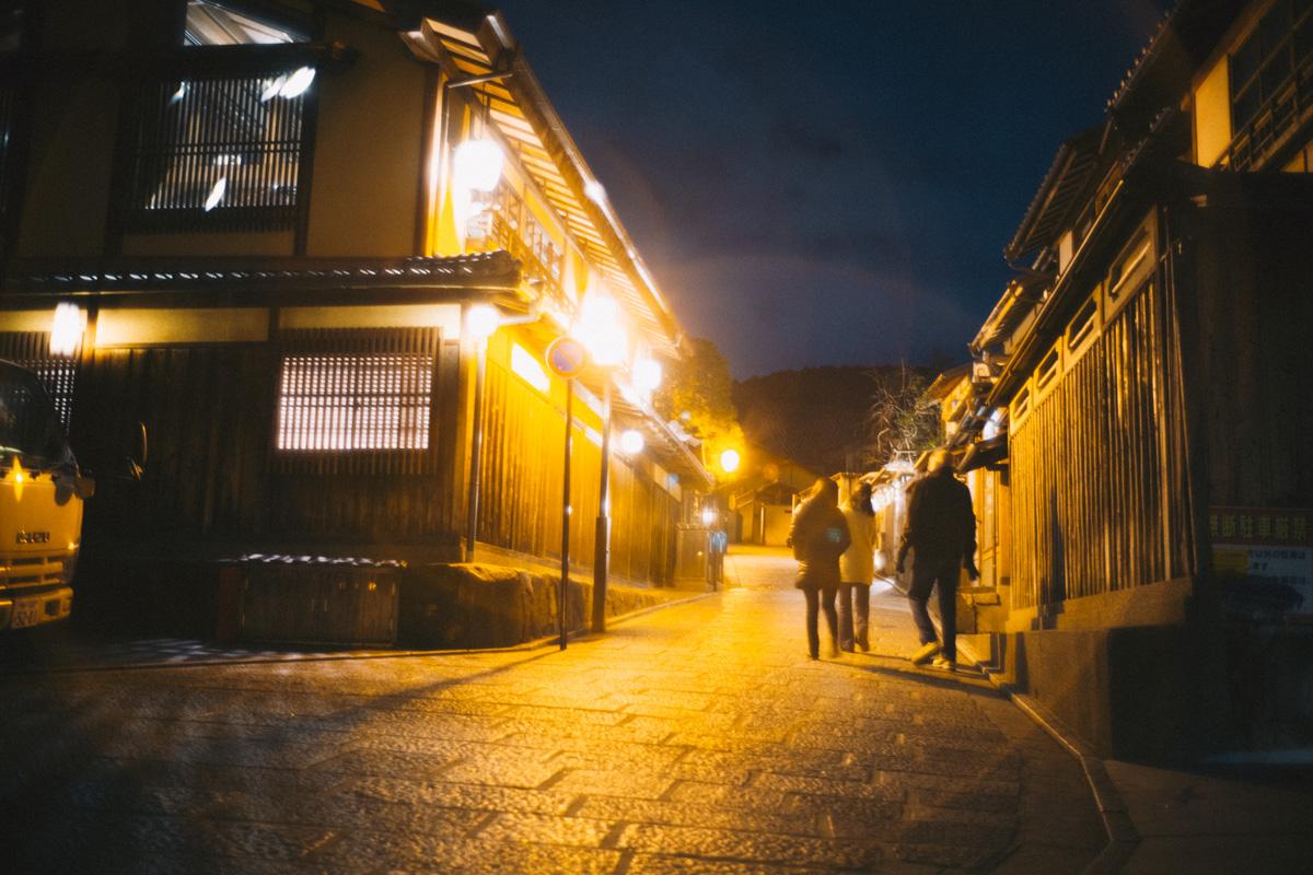 清水寺の近く|Leica M10 + Summilux 35mm f1.4